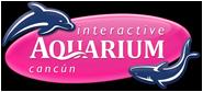 Interactive Aquarium Cancun Logo   Aquarium Cancún