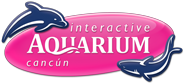 Interactive Aquarium Cancun Logo | Aquarium Cancún