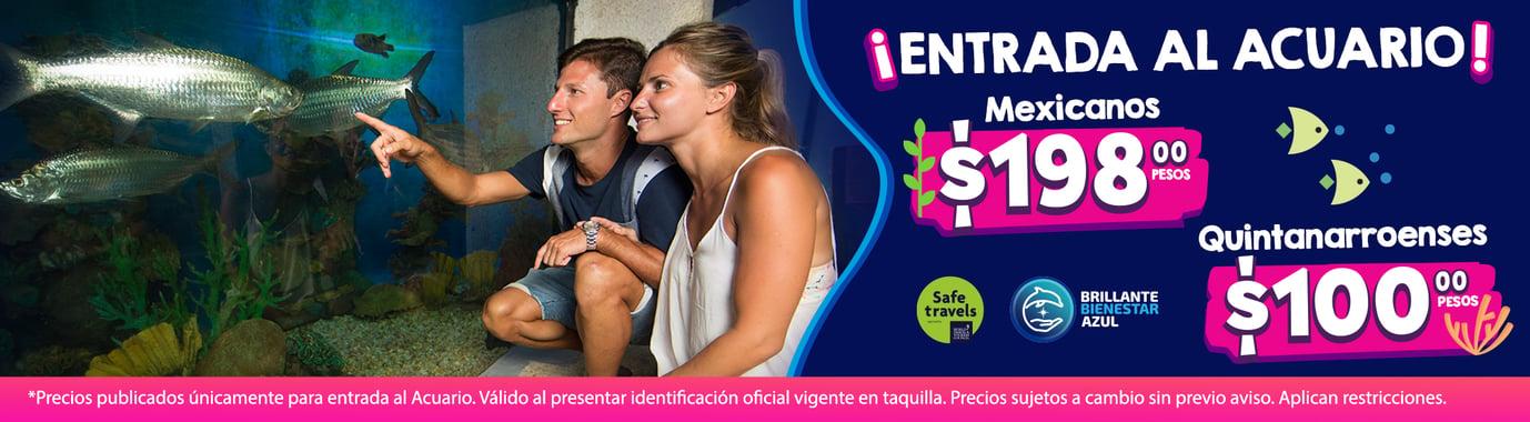 Acuario Interactivo Cancun